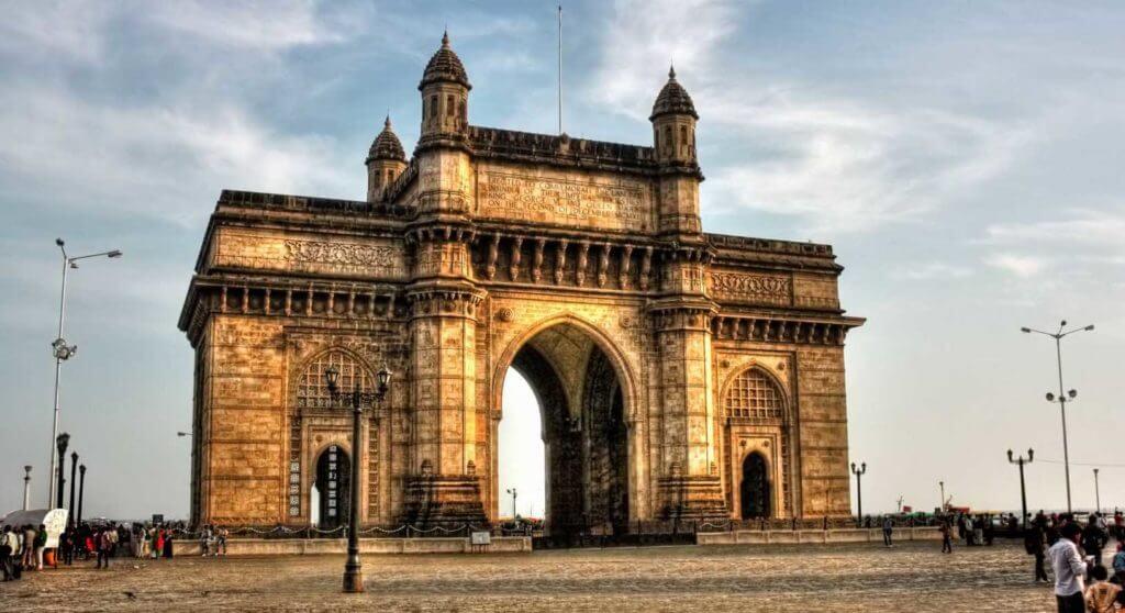 Мумбай Ворота Индии
