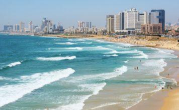 Израиль Средиземное море