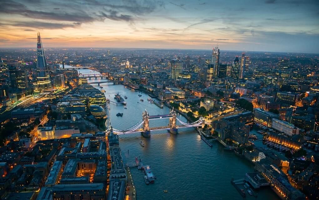 Великобритания. Столица Лондон