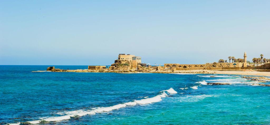 побережье средиземного моря израиль