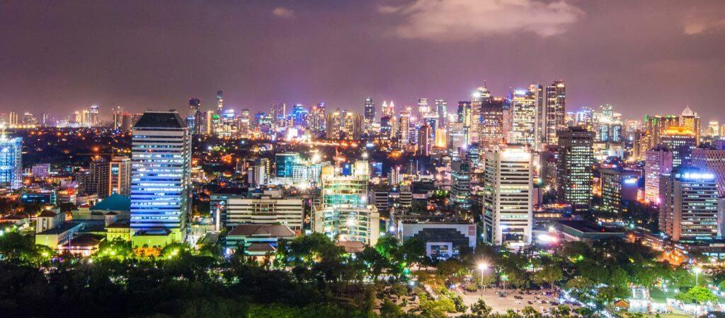 Индонезия Джакарта