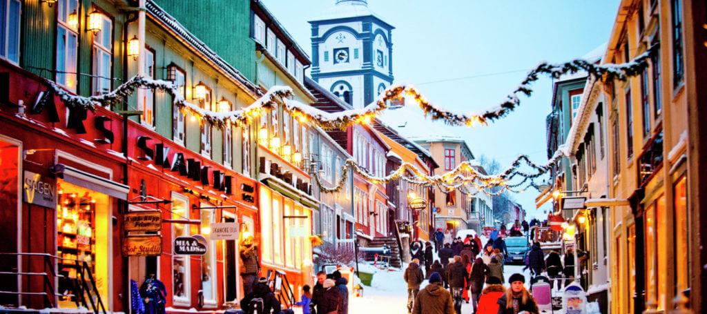 Копенгаген новый год