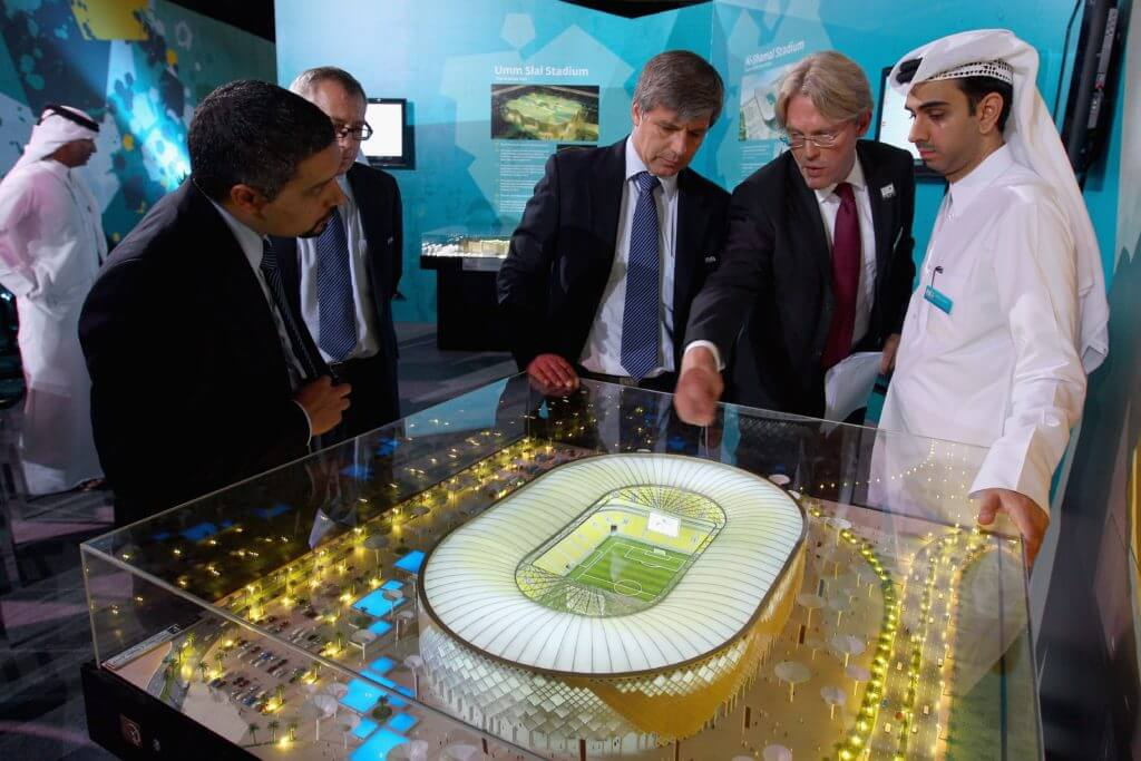 Катар футбол