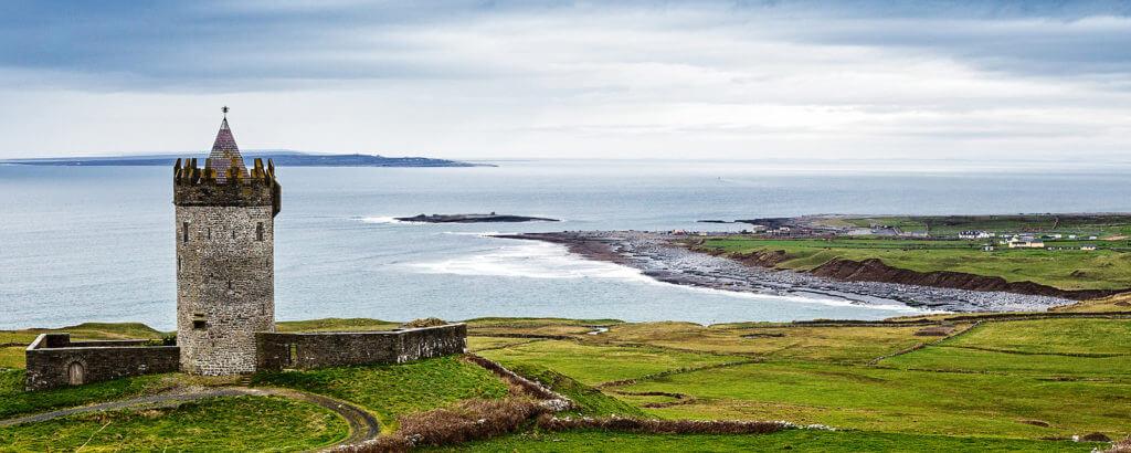 Остров Ирландия