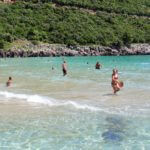 пляж Трстено