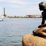 Копенгаген Русалочка