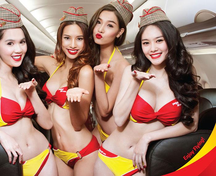 Таиланд без нижнего белья