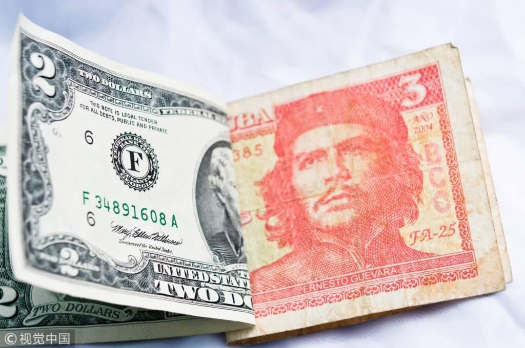 Куба доллар комиссия
