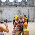 Туристы Куба