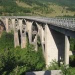 Черногория мост Джурджевича Тара