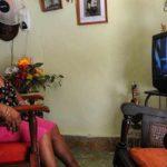 телевизор реклама Куба