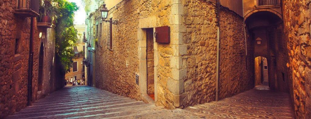 Улицы Жироны