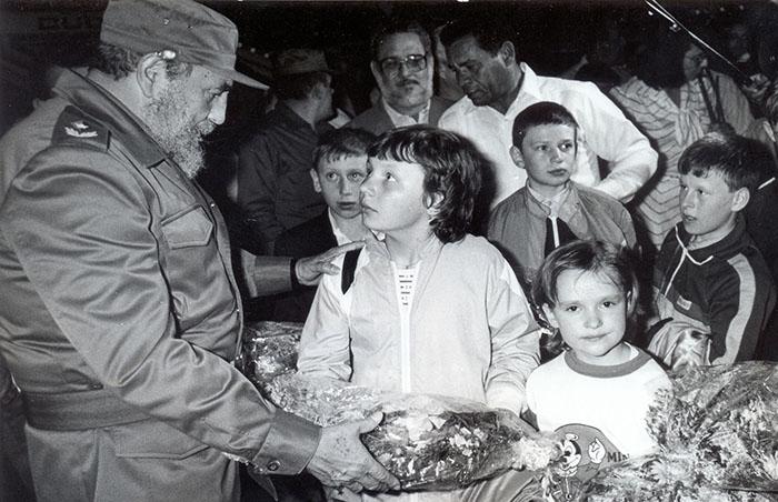реабилитация Чернобыль Куба