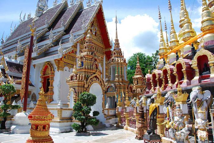 Таиланд буддистские храмы