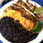 Сongri блюдо Куба