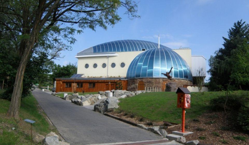 Братиславский зоопарк