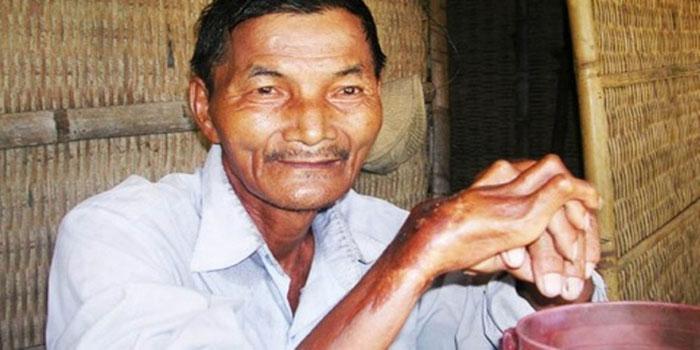 Вьетнам житель не спит уже более 40 лет