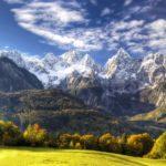 Словения Альпийские горы