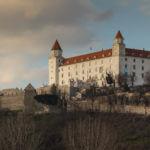 Словакия Братиславский замок