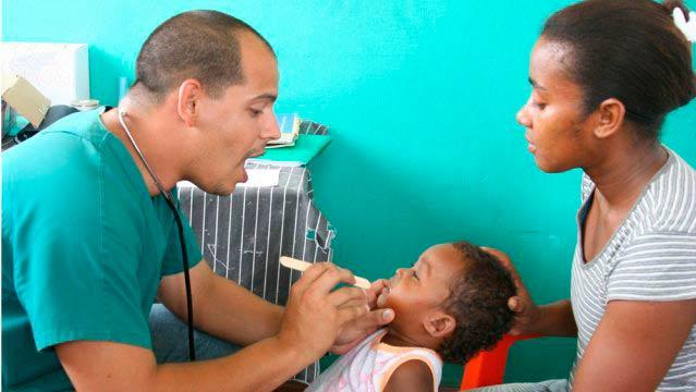 Медицина Куба