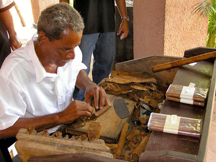 сигары Куба