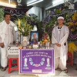 Вьетнам похороны