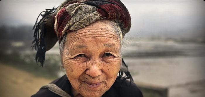 Вьетнам старый человек 180 лет
