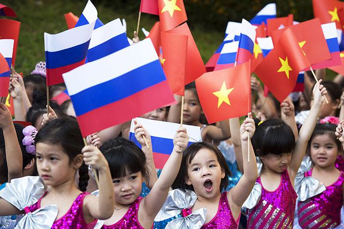 Вьетнам России без визы