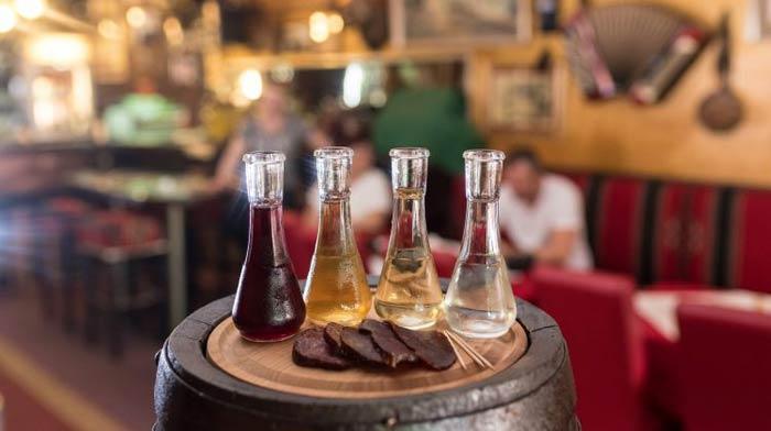 Черногория виноградная ракия
