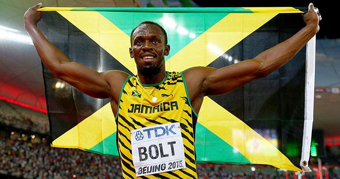 Ямайка Усейн Болт