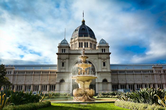 Австралия Культурное наследие Мельбурна