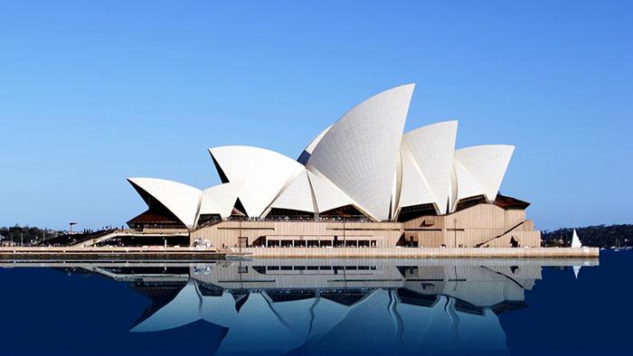 Австралия Архитектура Сиднея