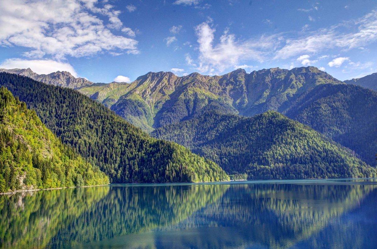 Где стоит побывать в Абхазии?