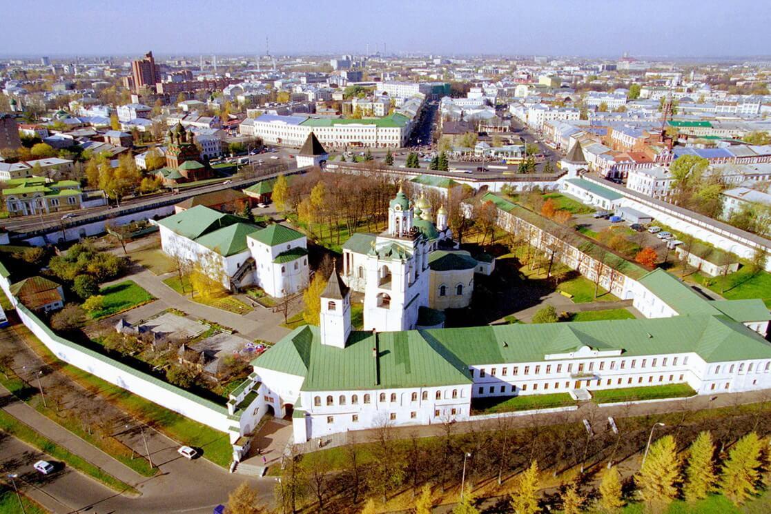 Ярославль туристический