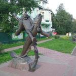 Россия. Архангельск. Что посмотреть, где побывать для туриста